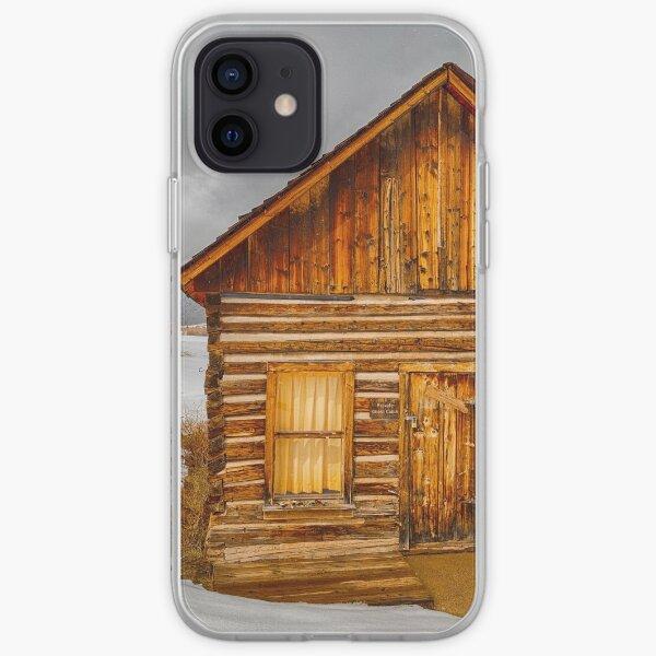 Private Ghost Cabin iPhone Soft Case