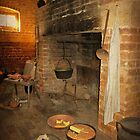 Cooking at Mount Vernon by Bine