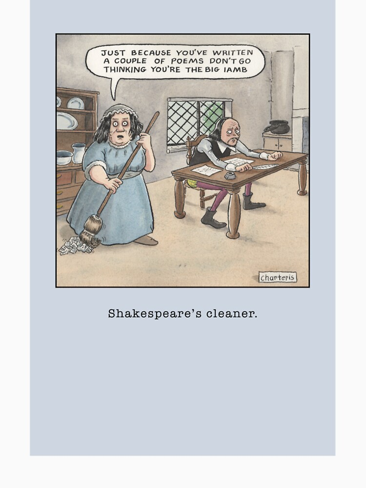 Shakespeare's Cleaner by Charteris