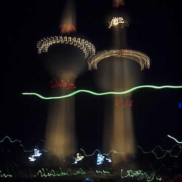 Kuwait towers by shorouqaw1
