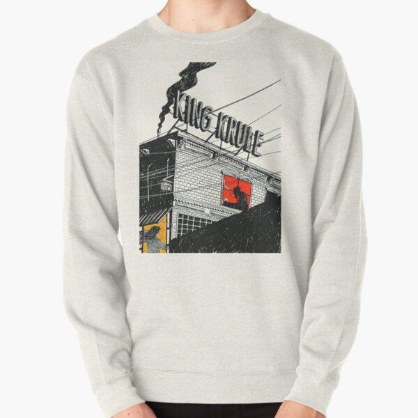 King Krule Poster Pullover Sweatshirt