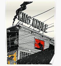 King Krule Poster Poster