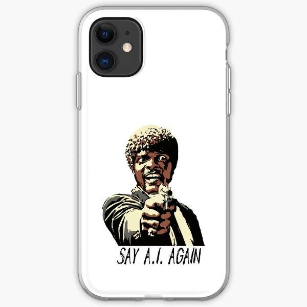 SAY A.I. AGAIN iPhone Soft Case