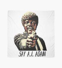 SAY A.I. AGAIN Scarf
