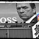 Autumn in Japan:  Tommy Lee Jones - Boss of the Bad-Asses by Jen Waltmon