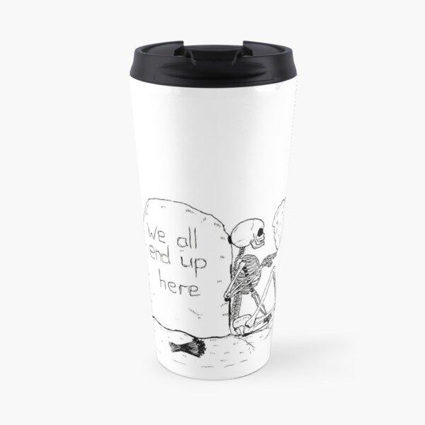 Finis Omnium Travel Mug