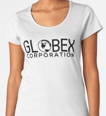 Globex Corporation Women's Premium T-Shirt