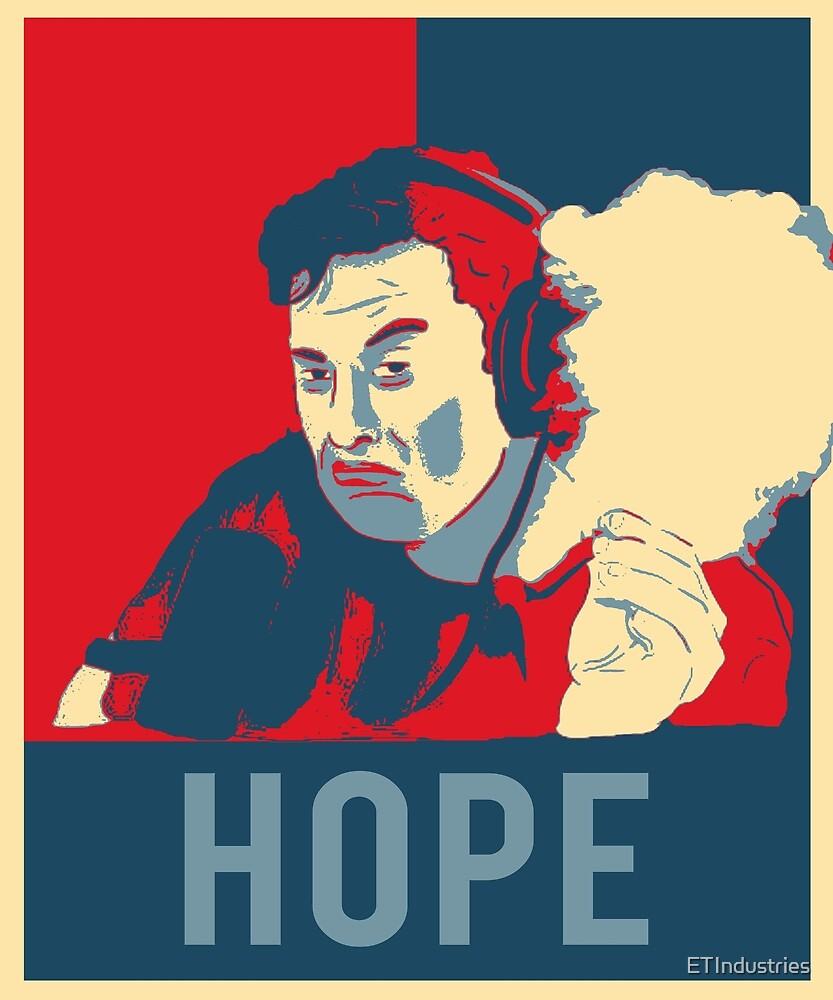"""Elon Musk Smoking """"Hope""""  by ETIndustries"""