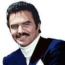 Burt Reynolds RIP by Sean's Designs