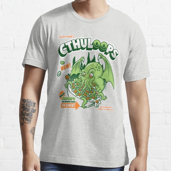 Cthuloops! All New Flavors! Essential T-Shirt