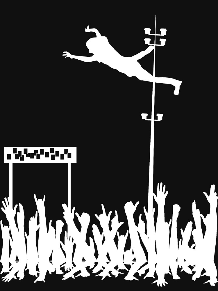 Stage Diving White by richardgil