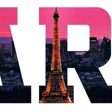 The City of Paris by jasperDesigns