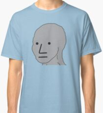 Camiseta clásica NPC Wojak
