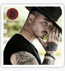 J Balvin - Colombia Sticker