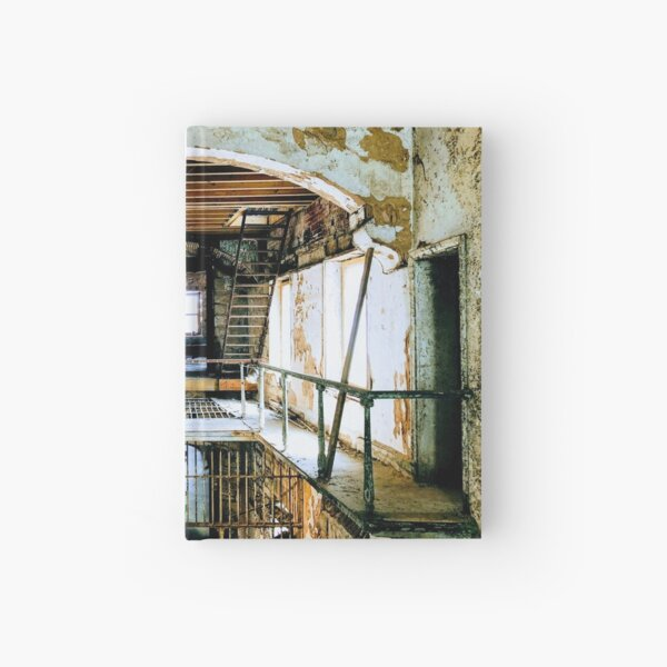 Eastern State Penitentiary Hardcover Journal