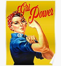 Rosie, Frauenpower Poster