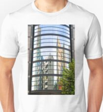 Autumn in Japan:  Reflections of Tokyo Unisex T-Shirt