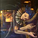 """""""Nocturne"""" from """"Feuilleton"""" series by dorina costras"""