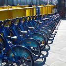 Bike brigade by Lynne Kells (earthangel)