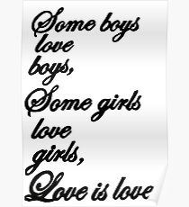 Gay Quotes Painting Mixed Media Posters Redbubble