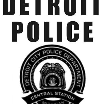 Detroit: Become Human Hank's Hoodie design by MemoriesOfRain