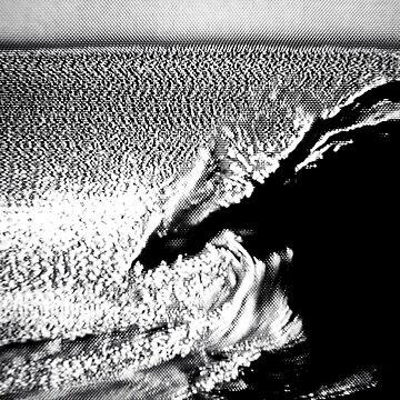 B&Wave by glitchedmemory
