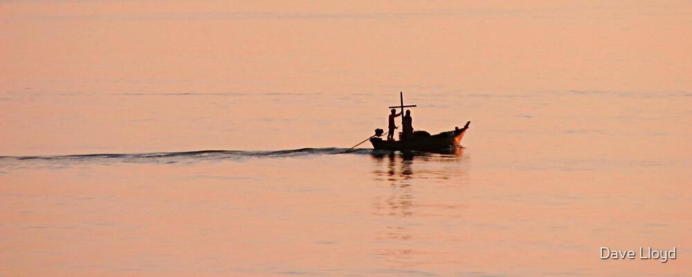 Dawn Journey by Dave Lloyd