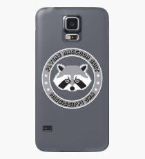 Flying Raccoon Suit 8-Bit Ska Case/Skin for Samsung Galaxy