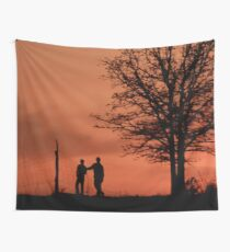 robert frost Wall Tapestry