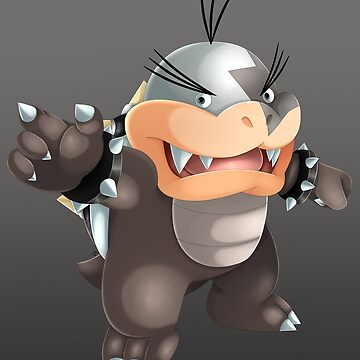 Morton Koopa Jr by ShinyhunterF