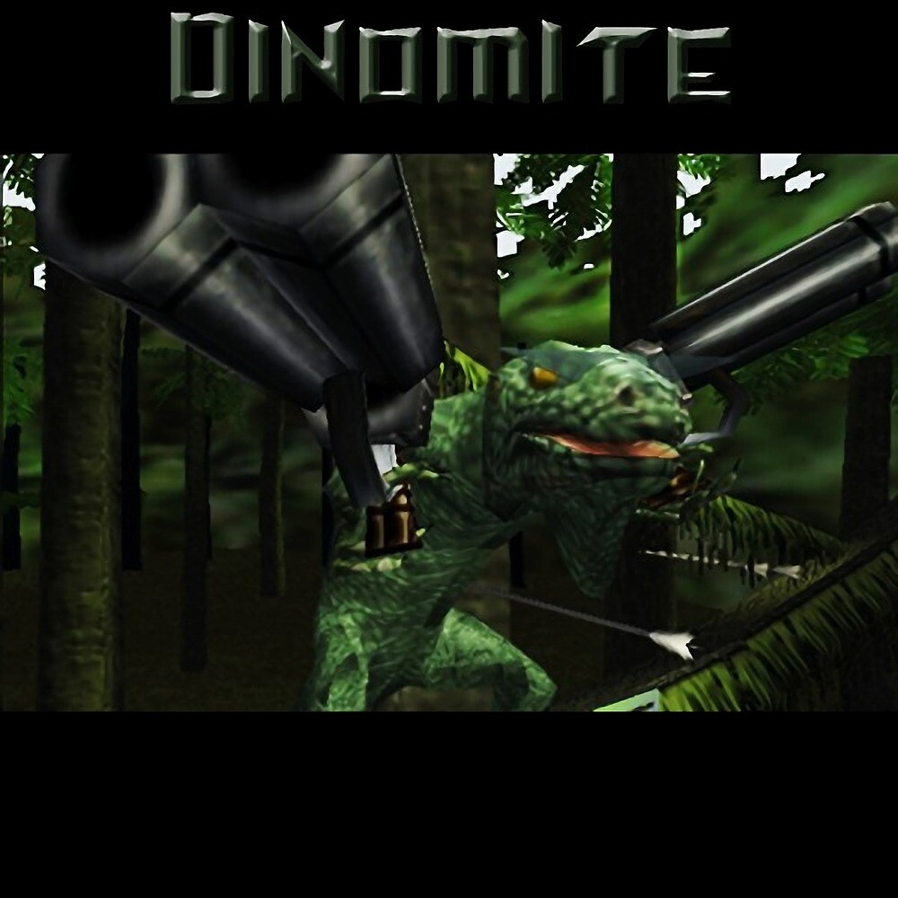 Official Dinomite Design by ProjectAnarchy