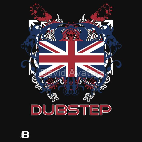 TShirtGifter presents: Updated! 0909 UK Dubstep