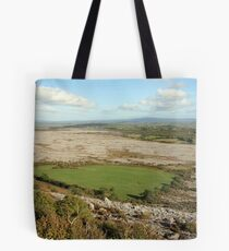Mullaghmore mountain view Tote Bag
