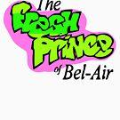 Fresh Prince logo by Kelvin Giraldo