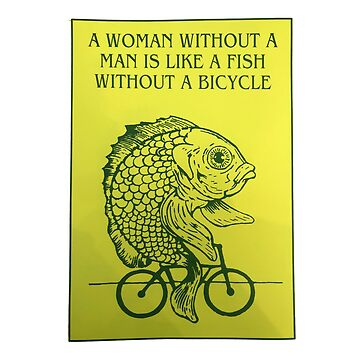 fish without a bicycle by L-Scott