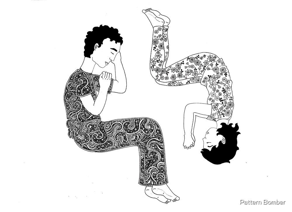 «Yin-Yang» de Tiny People Type