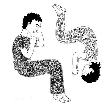 Yin-Yang de arushiedraws