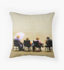 Vettrianoesque Throw Pillow