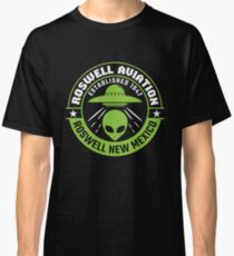 Roswell New Mexico Alien UFO Classic T-Shirt