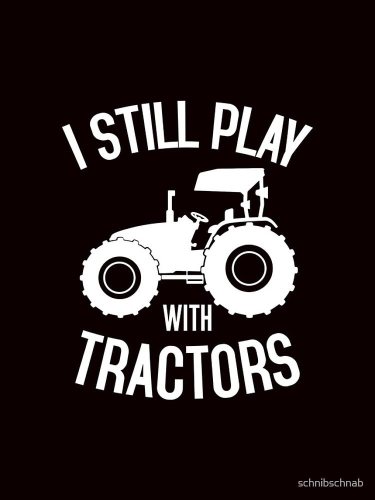 Tractors by schnibschnab