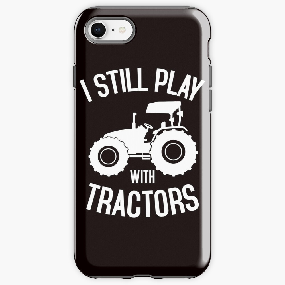 Tractors iPhone Case & Cover