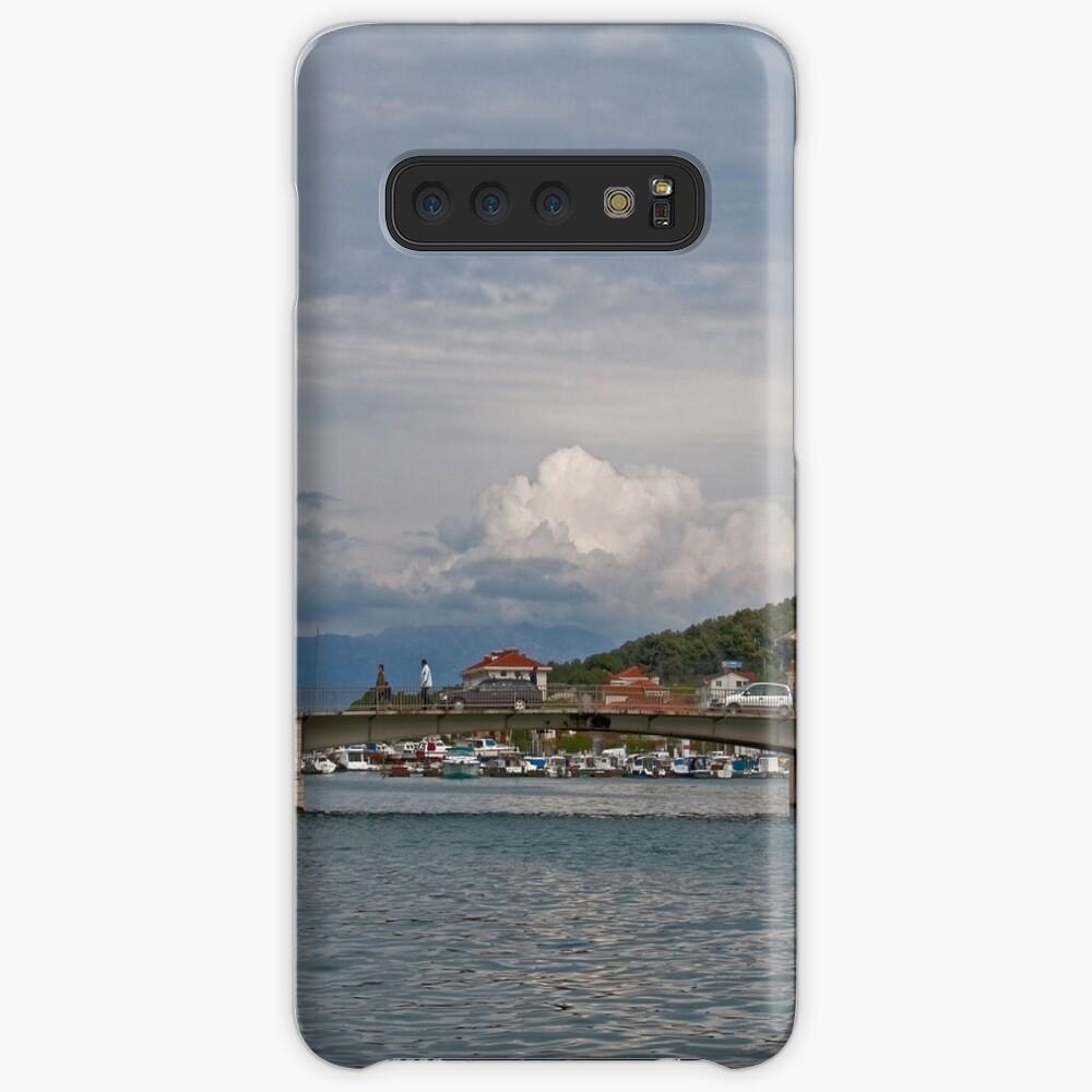Welcome to Trogir, Croatia Hülle & Klebefolie für Samsung Galaxy