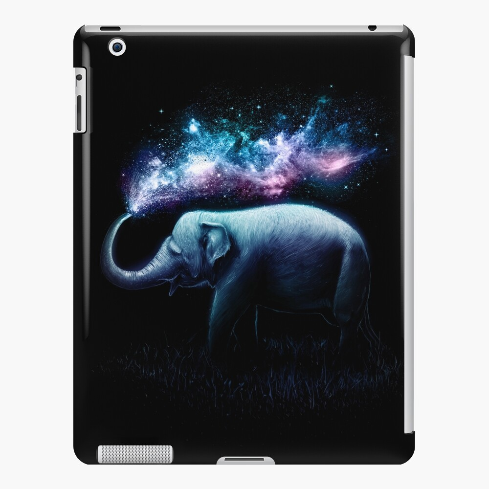 Elephant Splash iPad Case & Skin