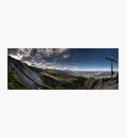 Berg Heil Photographic Print