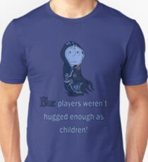 Charlie Brown's a blue player Unisex T-Shirt
