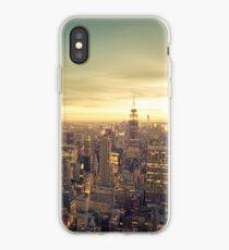 New York City - Skyline Cityscape iPhone Case