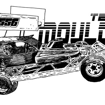Team Moulds Racing #556 Stuart Moulds by stoopidstu