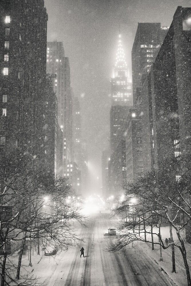 Ein Wintermärchen - New York City von Vivienne Gucwa