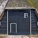 An old barn in Zeeland by Adri  Padmos