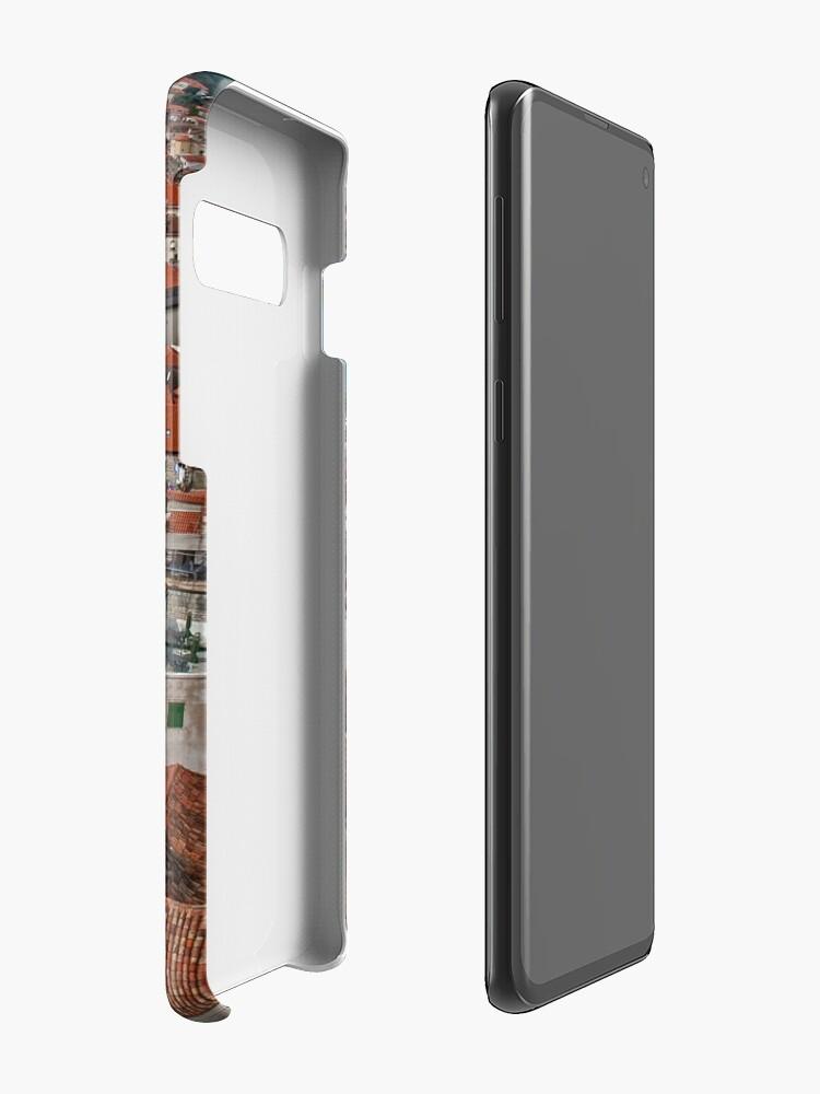 Alternative Ansicht von Looking at Split Hüllen & Klebefolien für Samsung Galaxy